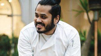 Chef Priyam Chatterjee