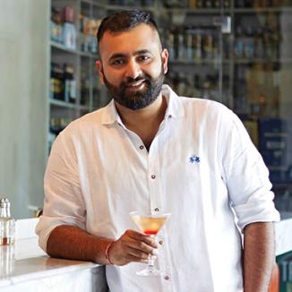Chef Akshay Bhardwaj