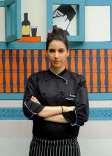 Chef Anahita Dhondy