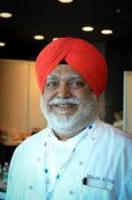 Chef Manjit S. Gill
