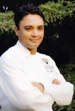 Chef Nishant Choubey
