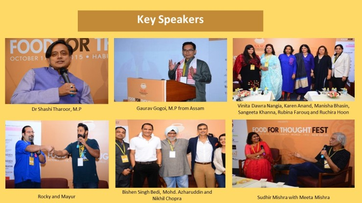 Key Speakers 2015
