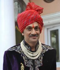 Yuvraj Manvedra Singh Gohil